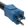 RecPro RV Power Adapter Twist-Lock 15A Male to 30A Female