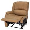 "29"" Left Arm Recliner Modular RV Furniture Reclining Luxury Lounger"
