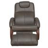 "RecPro Charles 28"" RV Euro Chair Recliner Modern RV Furniture Design"