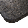 Chocolate Granite Close