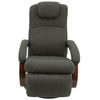 """RecPro Charles 28"""" RV Euro Chair Recliner in Cloth"""