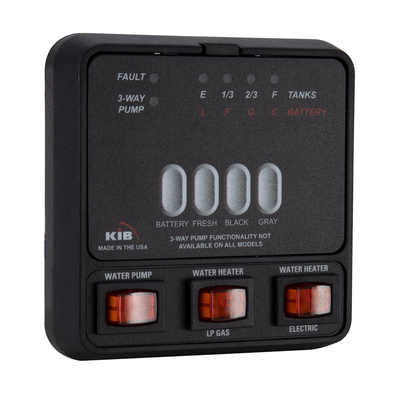 [DIAGRAM_38IU]  RV KIB Tank Sensor Monitor Panel M23 with Wiring Harness Kit - RecPro | Jrv Monitor Panel Wiring Diagram |  | RecPro