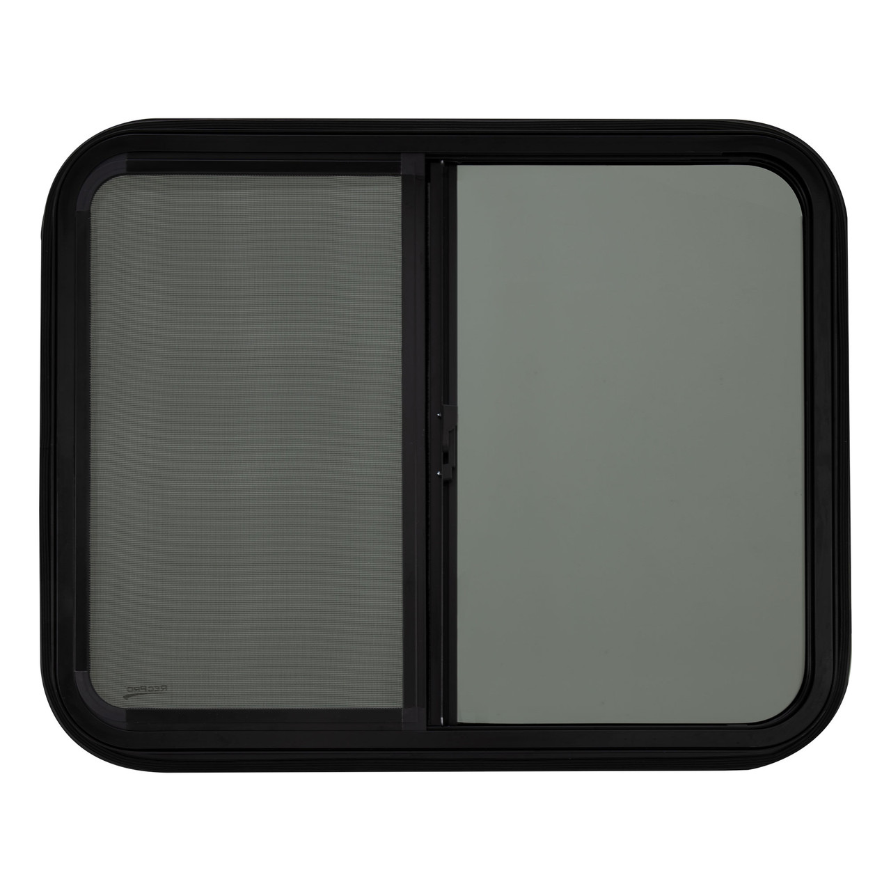 """Details about  /RV // Trailer Window Tinted Glass Fixed Window No Trim Rings #2H 45/""""X33/"""""""