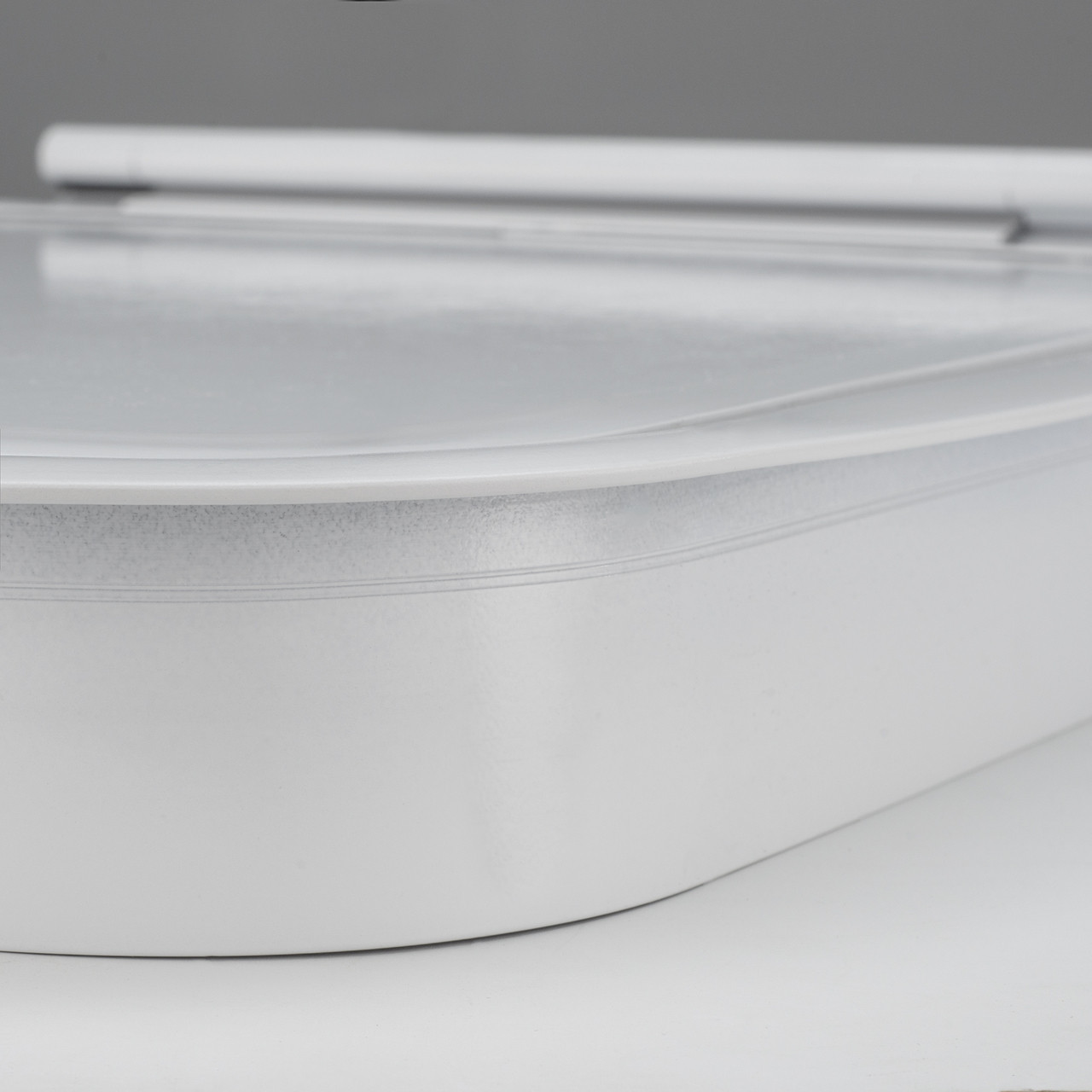 Custom Rounded RV Baggage Door - RecPro