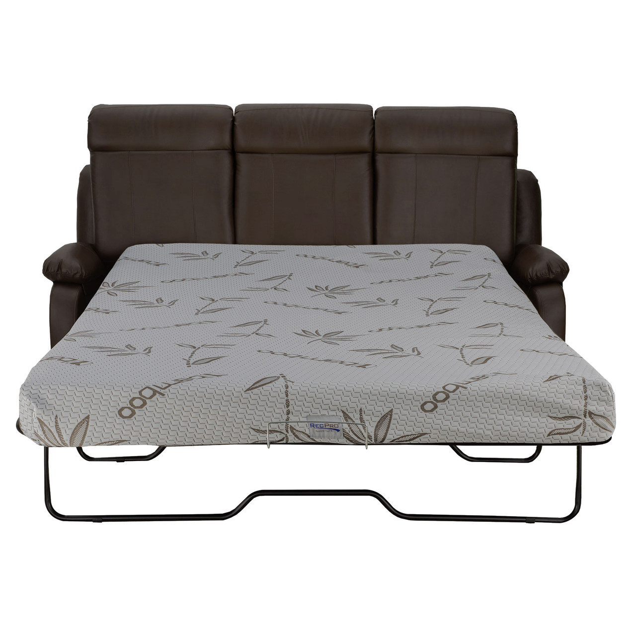 Recpro Charles 80 Rv Sleeper Sofa With Hide A Bed Recpro