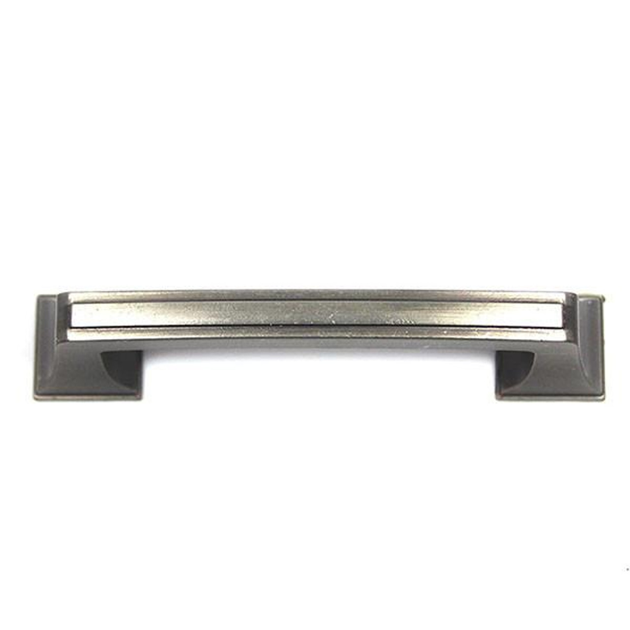 3 Antique Silver Drawer Pull 5 Pack Recpro
