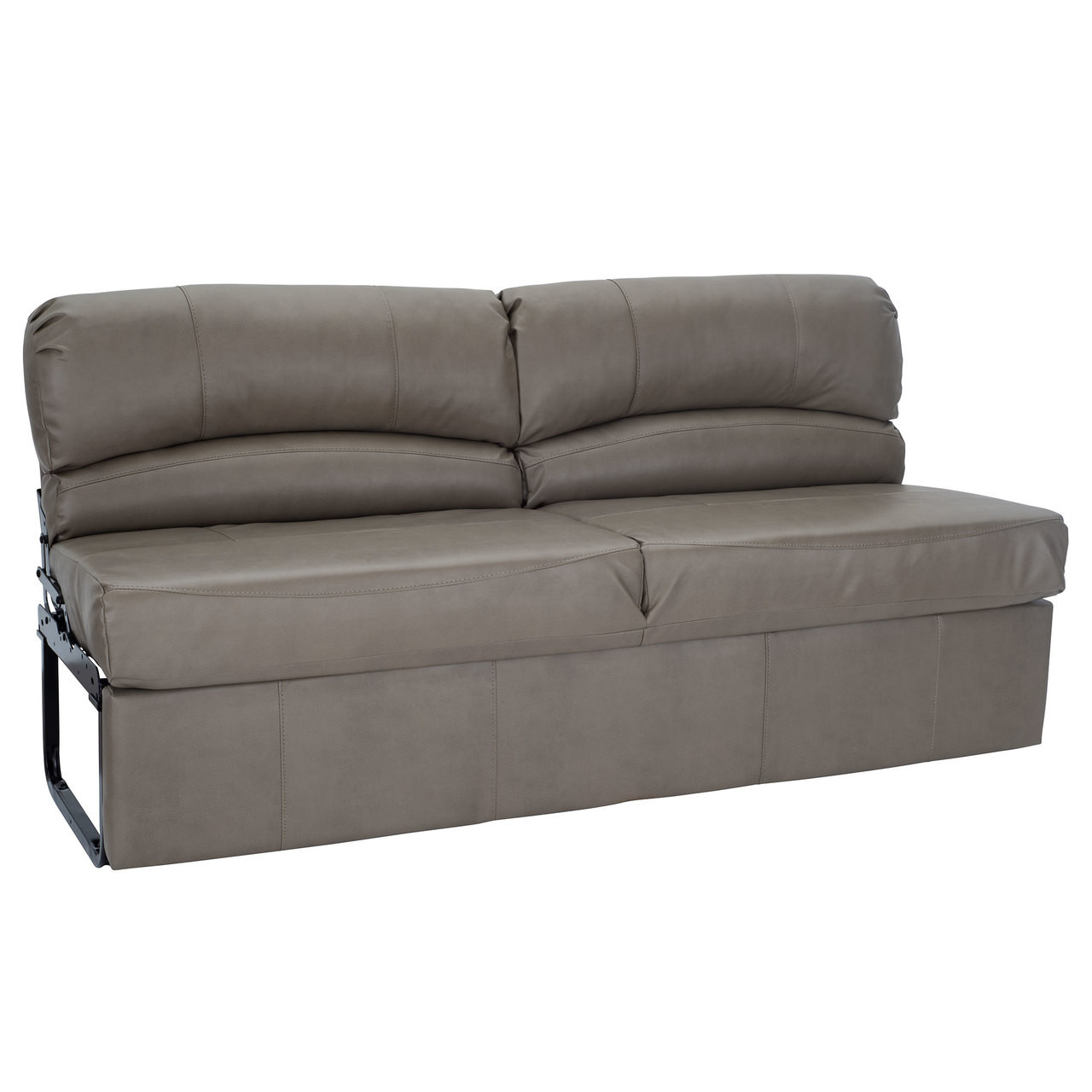 Groovy Recpro Charles 68 Rv Jackknife Sleeper Sofa With Optional Pabps2019 Chair Design Images Pabps2019Com