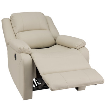 "RecPro Charles 30"" Powered RV Wall Hugger Recliner in Ultrafabrics® Brisa®"