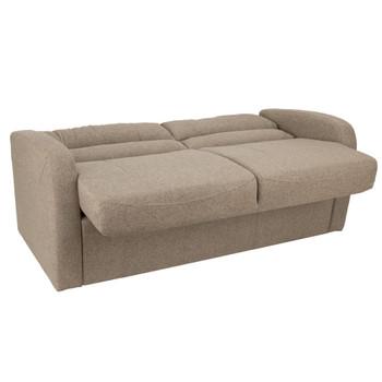 "65"" Jack Knife RV Sleeper Sofa Cloth"