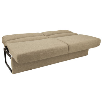 "72"" RV Jackknife Sleeper Sofa with Optional Legs Cloth"
