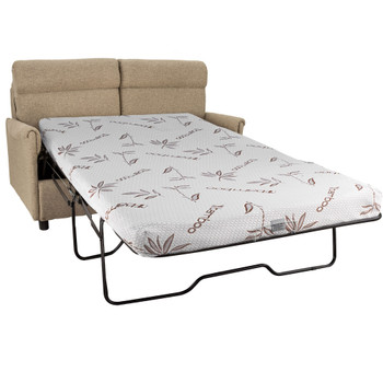 "60"" RV Sleeper Sofa with Hide-a-Bed Cloth"