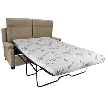 "65"" RV Sleeper Sofa with Hide-a-Bed Cloth"
