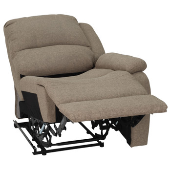 "RecPro Charles 29"" Right Arm Recliner Modular RV Furniture Zero-Wall Hugger Reclining Luxury Lounger in Cloth"