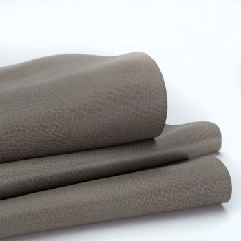 Putty RecPro RV Suprima Leather Fabric by the Yard