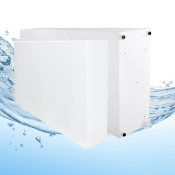 66 and 100 Gallon RV Fresh Water Tank Combo with 50% Grey Water Holding NSF Certified and BPA Free
