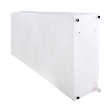 66 and 100 Gallon Concession Fresh Water Tank Combo with 50% Gray Water Holding NSF Certified and BPA Free