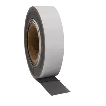 "RecBond RV Rubber Roof Seal 1.5"" White"