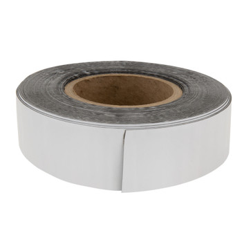 """RecBond RV Rubber Roof Seal 3"""" White"""