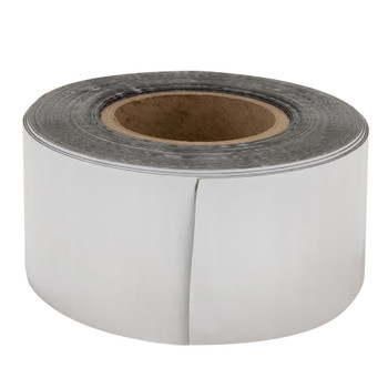 "RecBond RV Rubber Roof Seal 4"" White"