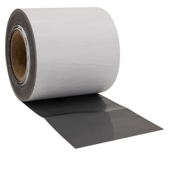 "RecBond RV Rubber Roof Seal 6"" White"
