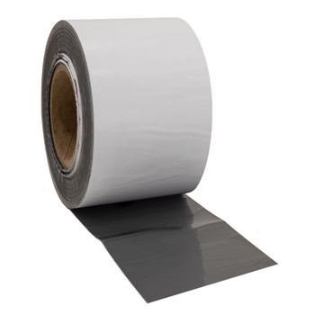 "RecBond RV Rubber Roof Seal 4"" White - Cut to Length"