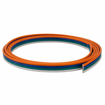 Flat 4-way Trailer Wire
