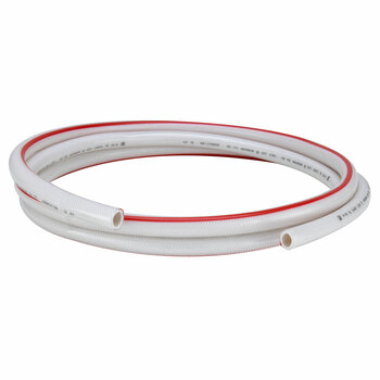 "1/2"" RV Pressurized Hose Hot Water Line"