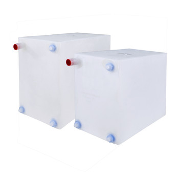 10 & 16 Gallon RV Water Tank Combo