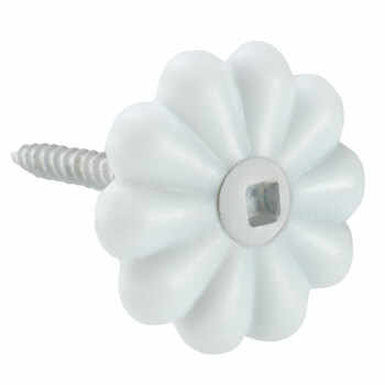 "1 1/8"" Decorative Screw Rosettes"