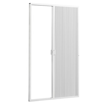 RV Custom Pleated Folding Shower Door