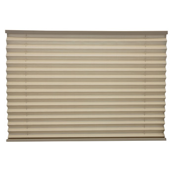 RV Pleated Shades Cappuccino