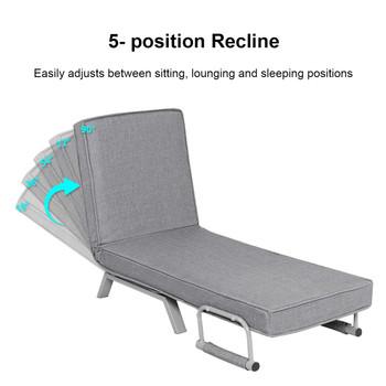 RV Convertible Sofa Bed Folding Arm Chair
