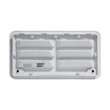 "RV Refrigerator Sidewall Vent Assembly 20"""