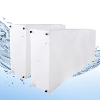 200 Gallon RV Water Tank Combo