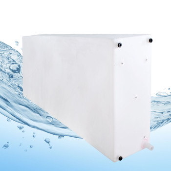 "100 Gallon RV Water Tank 11"" x 81"" x 26"" NSF Certified and BPA Free"