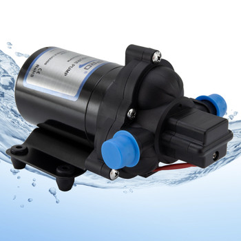 RecPro 12V Electric 3 Chamber RV Water Pump