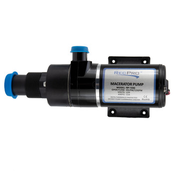 RecPro 12V Macerator Water Pump