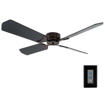 "RV Ceiling Fan 12V 42"" Oil Rubbed Bronze"