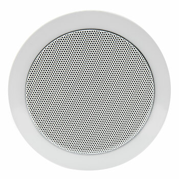 RV Ceiling Speaker White 5.25""