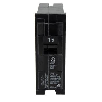 RV Circuit Breaker 15 Amp Siemens Q115