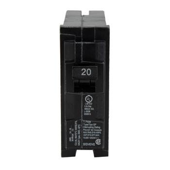 RV Circuit Breaker 20 Amp Siemens Q120