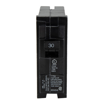 RV Circuit Breaker 30 Amp Siemens Q130