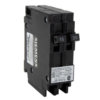 RV Circuit Breaker 15-20 Amp Double Breaker Siemens Q1520