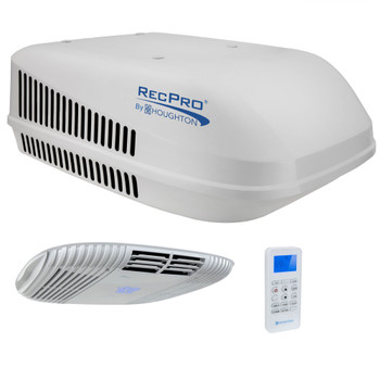 RV Air Conditioner 13.5K Quiet AC Unit with Remote Control, Non-Ducted