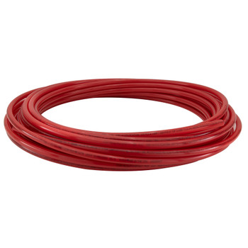 RV Pex Water Line Red 100ft Roll