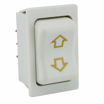RV 40 AMP Power Reversing Motor Switch for Awnings or Slide Outs