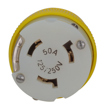 Marinco 50 Amp 125V Female Connector