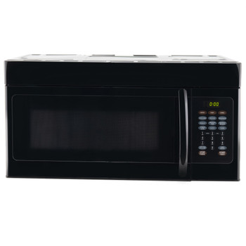 "RV Microwave 30"" Over the Range Convection Oven Black Finish"