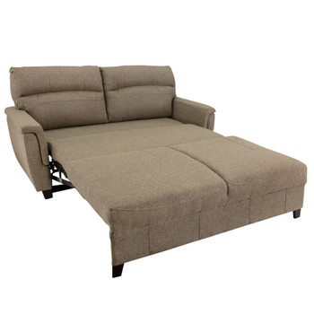 """RecPro Charles 68"""" Easy-Out Trifold Sleeper Sofa in Cloth"""