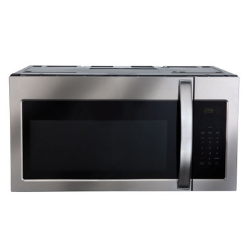 "RV Microwave Over the Range 30"" Stainless Steel"